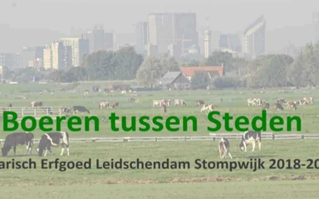 'Boeren tussen Steden' te zien op TV West